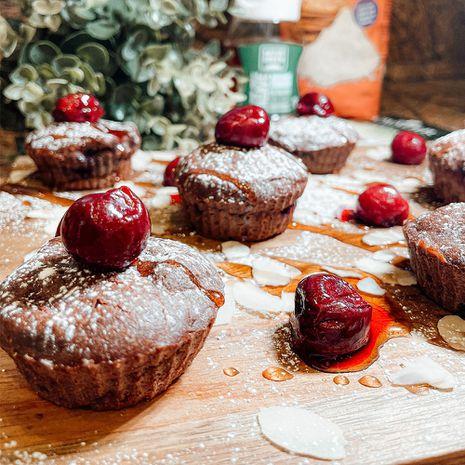 Gluteenivabad šokolaadimuffinid
