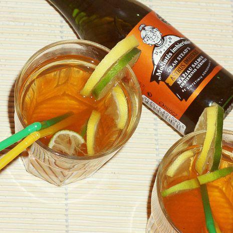Kokteilis Pikantā tēja