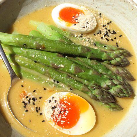 Smidrai su miso ir kiaušiniu