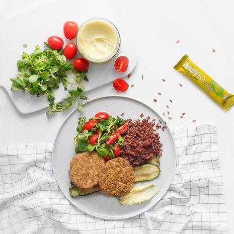 Dārzeņu steiki bez glutēna