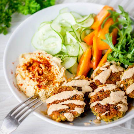 Rytų skonis – falafeliai