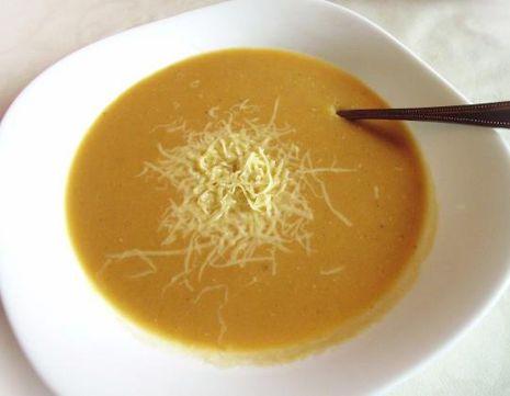Trinta raudonųjų lęšių sriuba