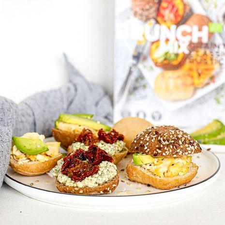 Sviestmaizes ar maizītēm bez glutēna