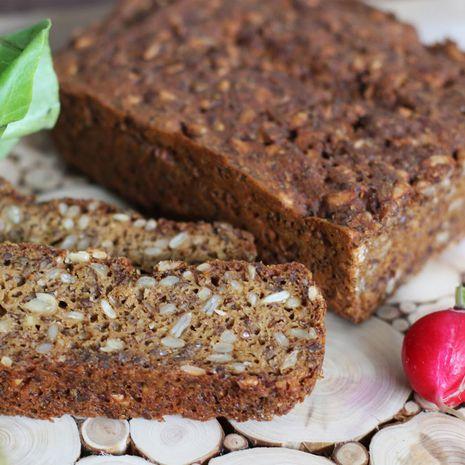 Bauck Hof gluteenivaba kodune must leib