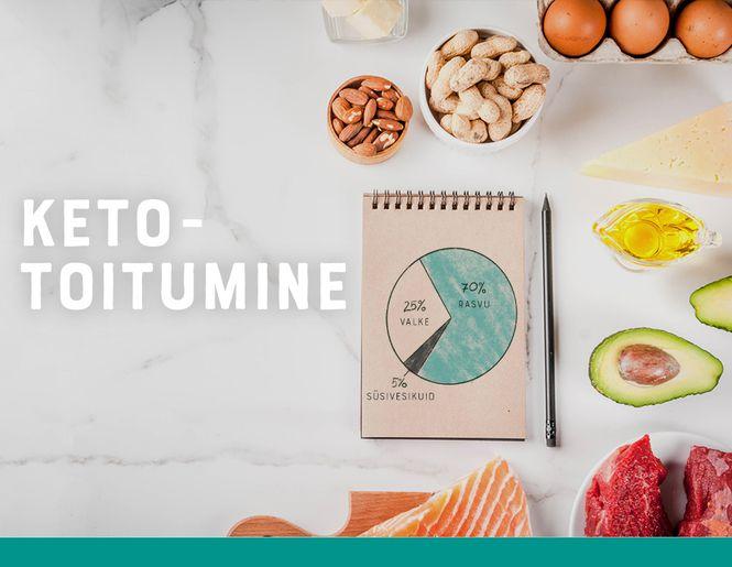 Ketodieet: mida süüa ja milliseid tulemusi võib saavutada