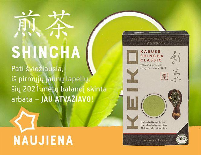 SHINCHA – jau turime! | Naujiena