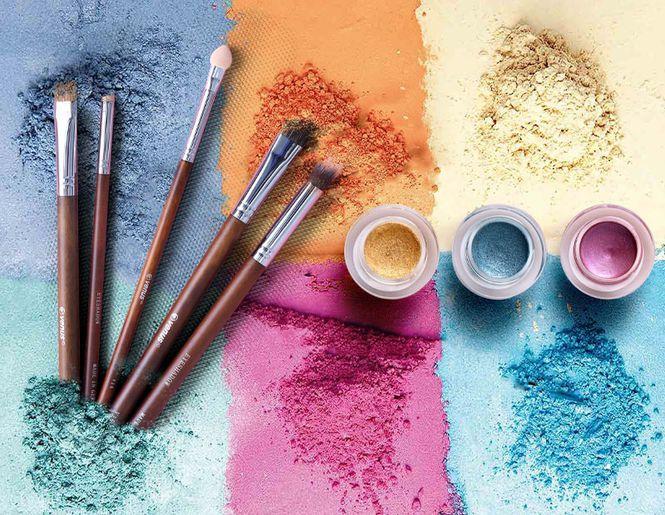 Mineralai dekoratyvinėje kosmetikoje