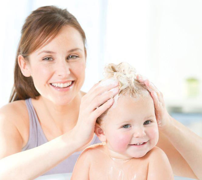 Šampūnas kūdikiams - išmokime skaityti sudėtį l Guoda Azguridienė