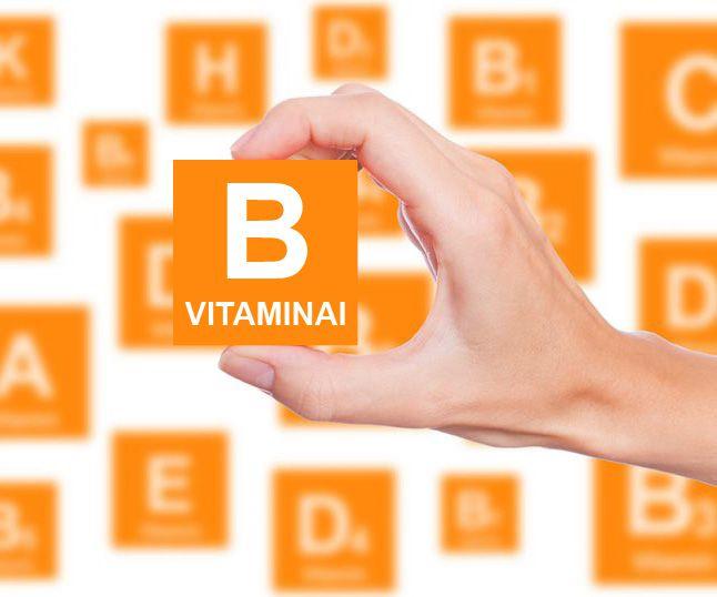 B grupės vitaminai l Guoda Azguridienė