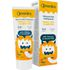 Apelsinų ir klementinų skonio dantų pasta vaikams